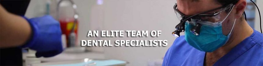 An elite team of dental specialists in Brookline MA
