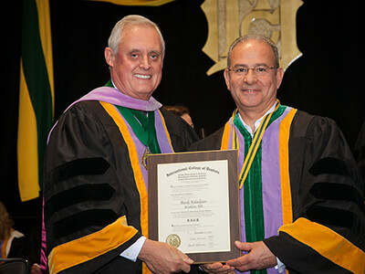 Dr. Berdj Kiladjian Fellow Of The International College Of Dentists