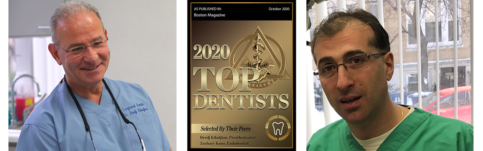 2020 Top Dentists | Boston Magazine