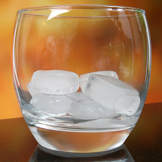 cup of ice